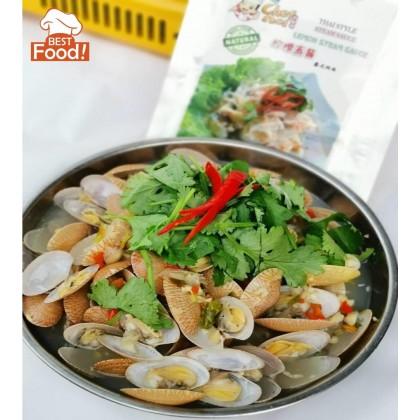 Chef Noi Thai Style Lemon Steam Sauce